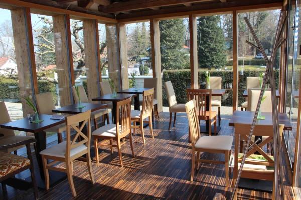 Literaturcafé Waschhäusl in Pöcking - eine feine und tolle Initiative am Starnberger See