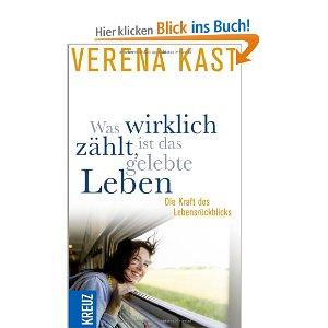 Was wirklich zählt, ist das gelebte Leben - ein schöner Lesetip für alle, die sich mit ihrer Biografie befassen.