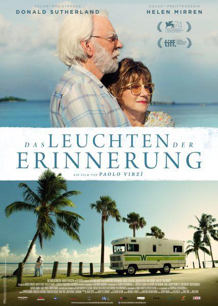 Kinofilm DAS LEUCHTEN DER ERINNUNG - zwiespältig